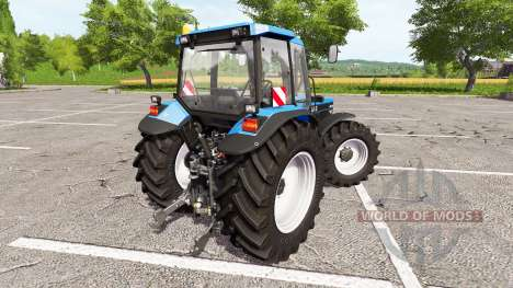 New Holland 8340 for Farming Simulator 2017