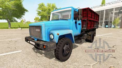 GAZ-3307 for Farming Simulator 2017