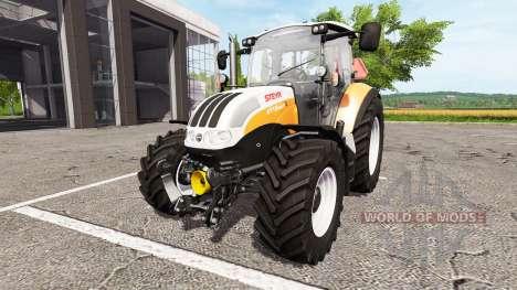 Steyr Multi 4115 for Farming Simulator 2017