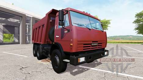 KAMAZ-65115 for Farming Simulator 2017