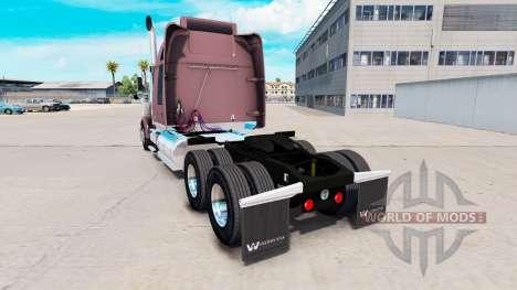 Wester Star 4900 for American Truck Simulator