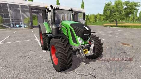 Fendt 936 Vario extended v2.1 for Farming Simulator 2017