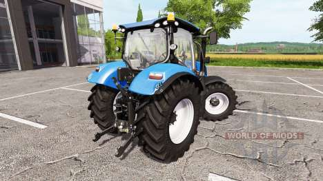 New Holland T6.165 for Farming Simulator 2017