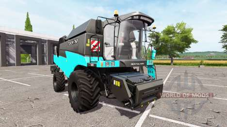 Rostselmash Torum 760 v1.1 for Farming Simulator 2017