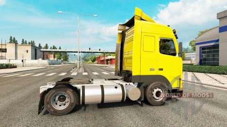 Volvo FH12 for Euro Truck Simulator 2