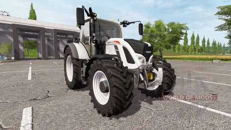 Fendt 735 Vario for Farming Simulator 2017