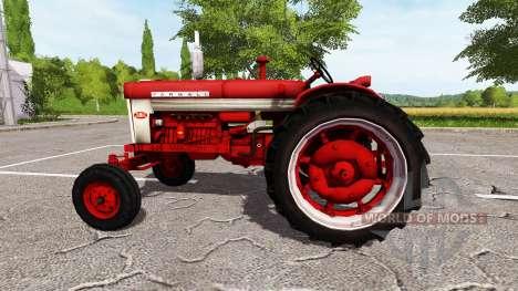 Farmall 560 for Farming Simulator 2017