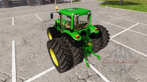 John Deere 7430 Premium v1.1 for Farming Simulator 2017