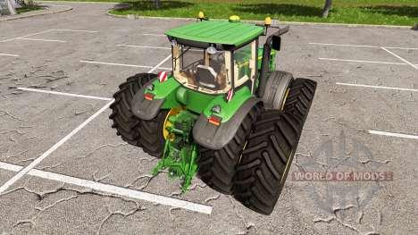 John Deere 8130 v2.0 for Farming Simulator 2017
