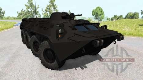 BTR-80 v2.1 for BeamNG Drive