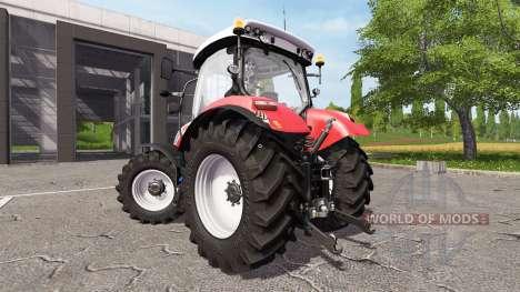 Steyr Profi 4110 for Farming Simulator 2017