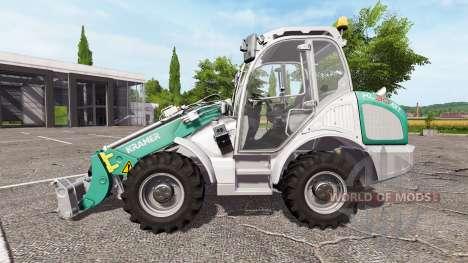 Kramer KL30.8T v1.0.0.1 for Farming Simulator 2017