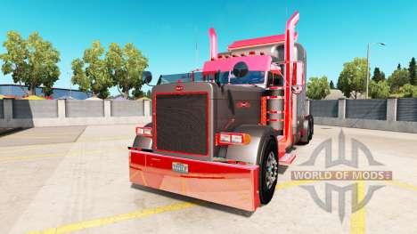 Peterbilt 379 1999 custom for American Truck Simulator
