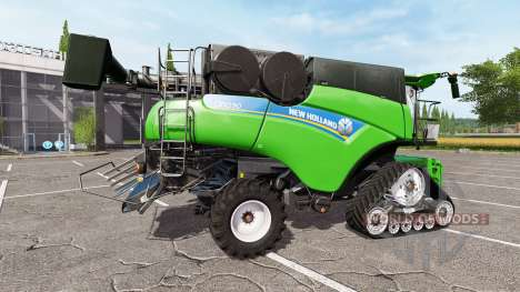 New Holland CR10.90 multicolor for Farming Simulator 2017