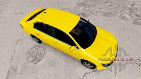 Skoda Superb v2.1 for American Truck Simulator
