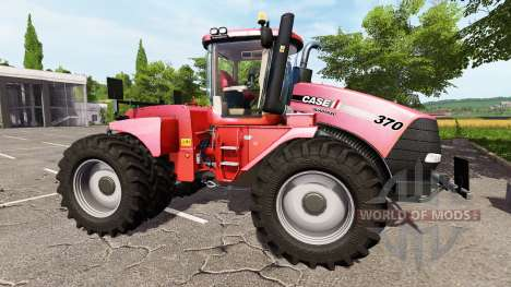 Case IH Steiger 370 duals for Farming Simulator 2017