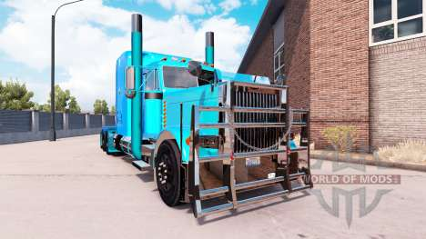 Peterbilt 379 remake for American Truck Simulator