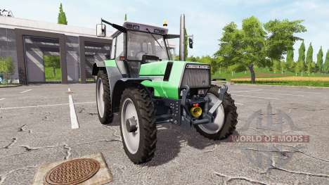 Deutz-Fahr AgroStar 6.61 for Farming Simulator 2017