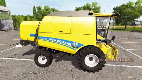 New Holland TC5.90 [pack] for Farming Simulator 2017