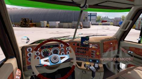 Freightliner Coronado modernization for American Truck Simulator