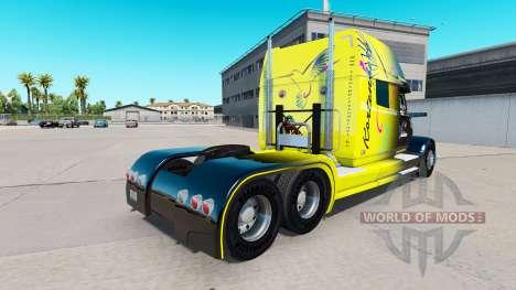 Skin Vanderoel on a Hauler Concept truck 2020 for American Truck Simulator