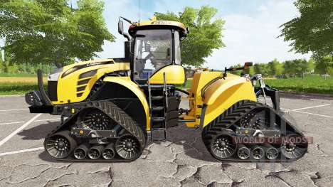 Challenger MT975E caterpillar for Farming Simulator 2017