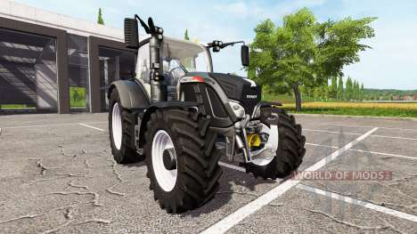 Fendt 720 Vario v1.1 for Farming Simulator 2017