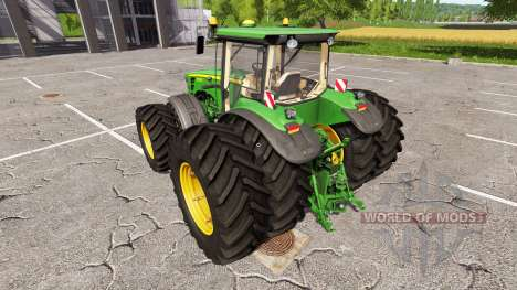 John Deere 8530 v2.0 for Farming Simulator 2017