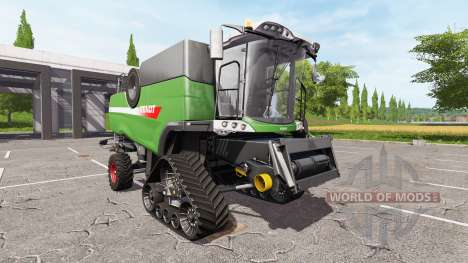 Fendt 9490X v1.0.0.2 for Farming Simulator 2017