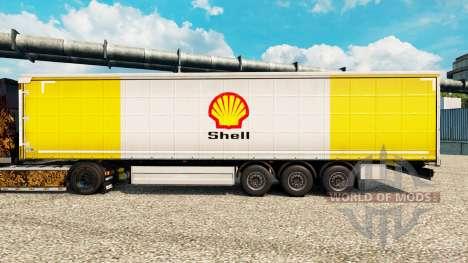 Skin Shell for semi-trailers for Euro Truck Simulator 2