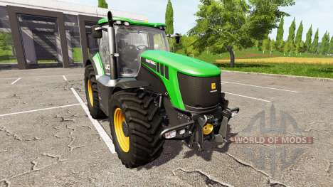 JCB Fastrac 8310 v1.1 for Farming Simulator 2017