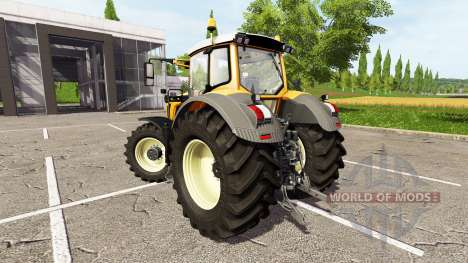 Fendt 939 Vario extended for Farming Simulator 2017