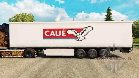 Skin Caue for trailers for Euro Truck Simulator 2