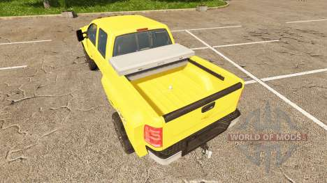 Chevrolet Silverado 3500 HD v2.0 for Farming Simulator 2017