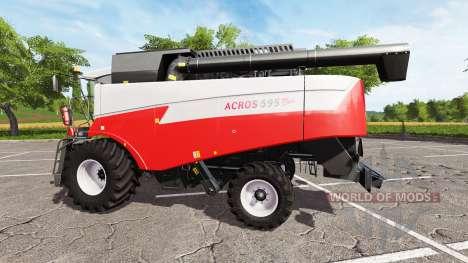 Rostselmash ACROS 595 Plus for Farming Simulator 2017
