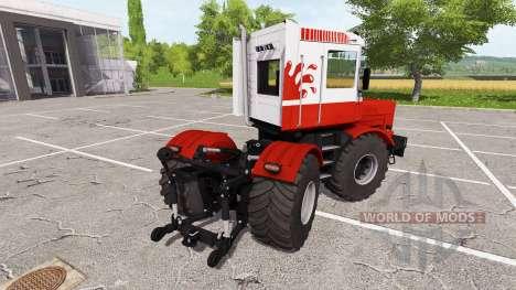Kirovets Magnum М560 for Farming Simulator 2017
