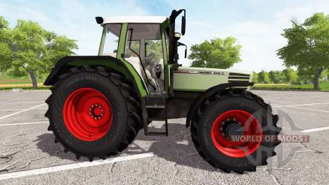Fendt Favorit 515C Turbomatic for Farming Simulator 2017