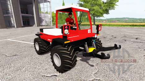 Reform Metrac G3 v0.7 for Farming Simulator 2017