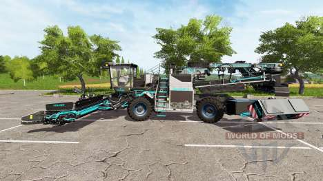 HOLMER Terra Felis 2 special edition v1.1 for Farming Simulator 2017