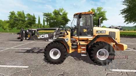 JCB 435S multicolor for Farming Simulator 2017