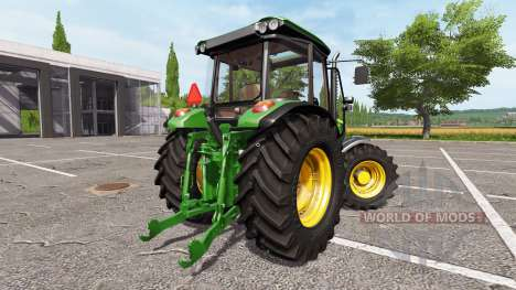 John Deere 5085M for Farming Simulator 2017