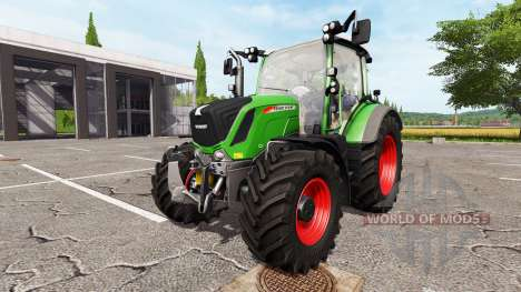 Fendt 313 Vario for Farming Simulator 2017
