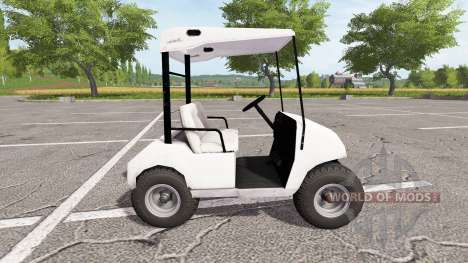 Golf car for Farming Simulator 2017