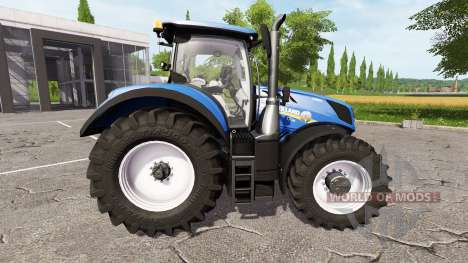 New Holland T7.315 heavy duty for Farming Simulator 2017