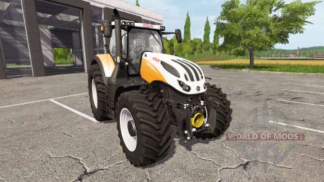 Steyr Terrus 6270 CVT v1.0.0.1 for Farming Simulator 2017