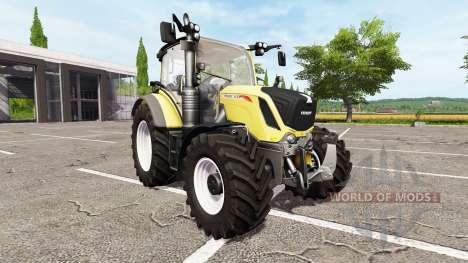 Fendt 313 Vario v1.3 for Farming Simulator 2017