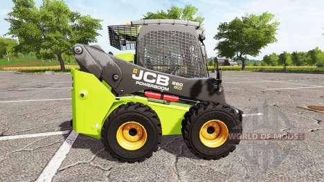 JCB 260 multicolor for Farming Simulator 2017
