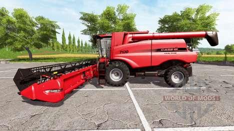 Case IH Axial-Flow 7130 multicolor for Farming Simulator 2017