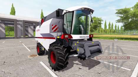 Rostselmash Vector 410 for Farming Simulator 2017
