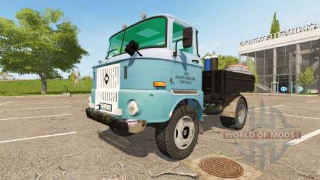 IFA W50 L Service for Farming Simulator 2017